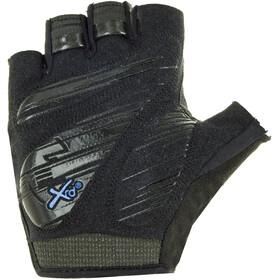 Roeckl Iron Handschuhe schwarz/blau